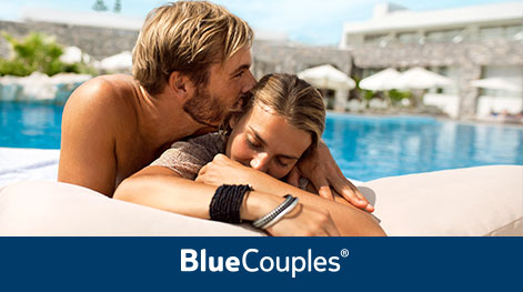 Blue Couples - resor på tu man hand